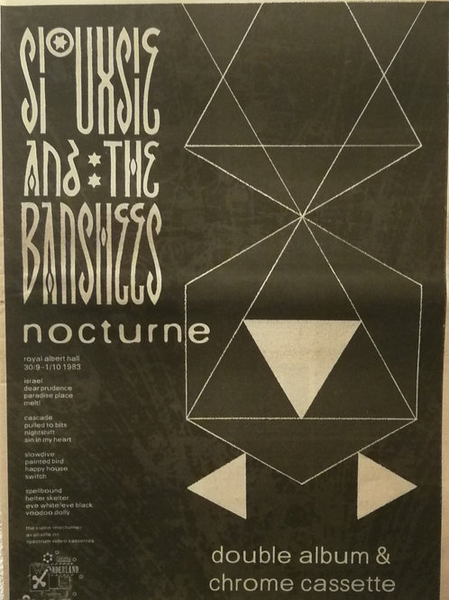 Siouxie And The Banshees - Nocturne