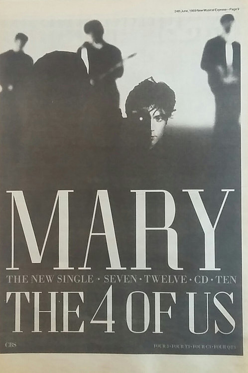 The 4 Of Us - Mary