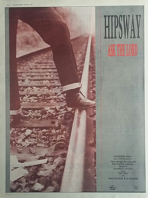 Hipsway - Ask The Lord