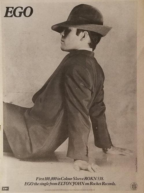Elton John - Ego