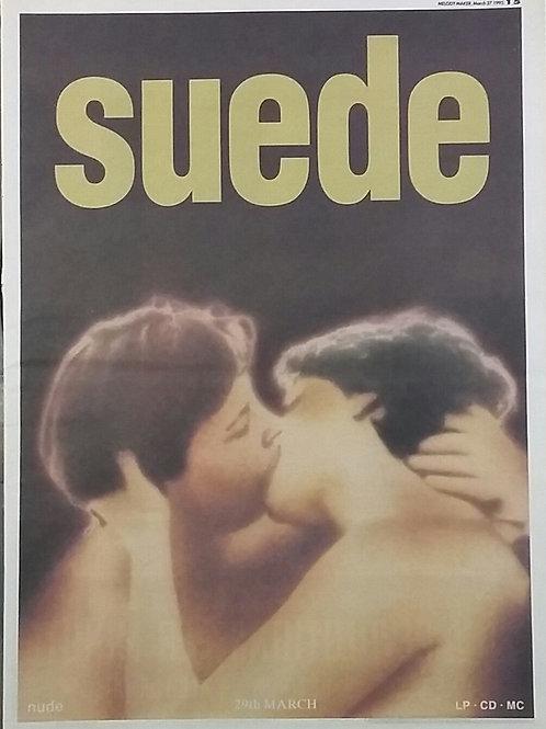 Suede - Nude
