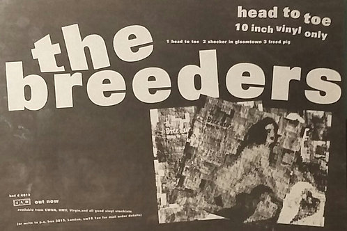 The Breeders - Head To Toe