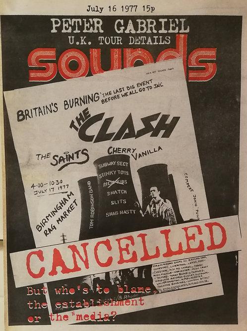 Sounds - The Clash