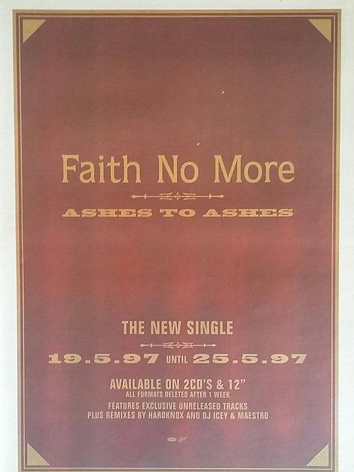 Faith No More - Ashes To Ashes