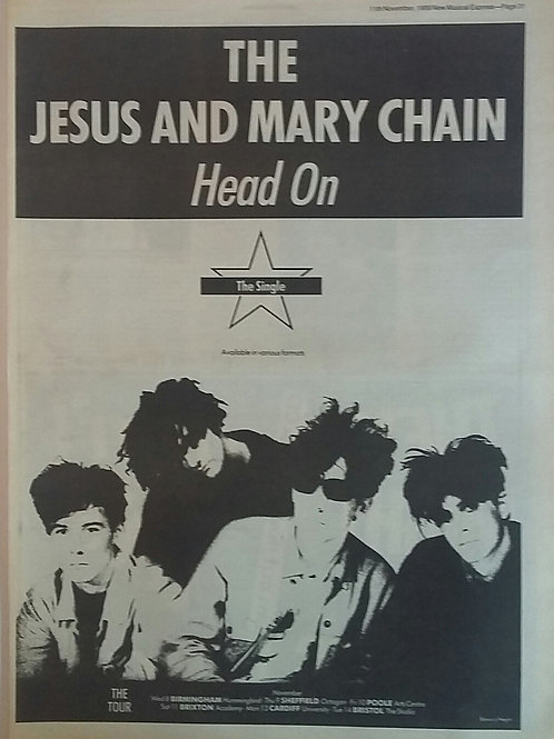 The Jesus & Mary Chain - Head On