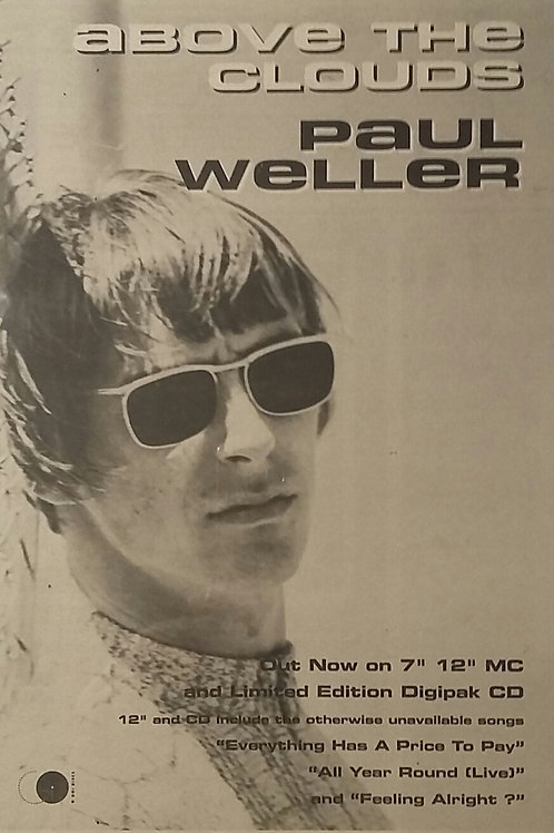 Paul Weller - Above The Clouds