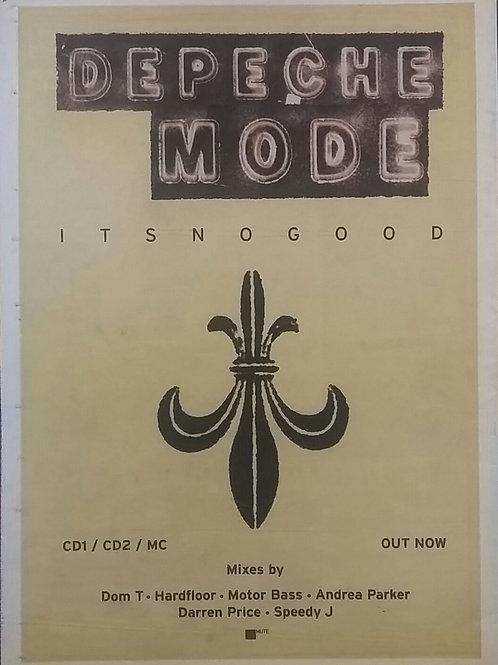 Depeche Mode - It's No Good
