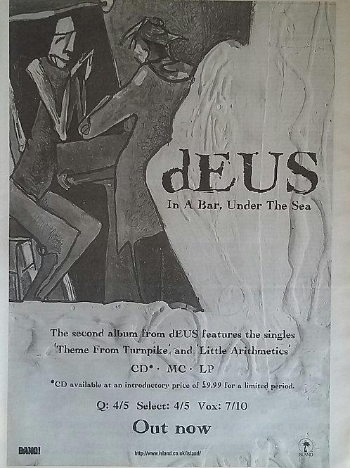 Deus - In A Bar, Under The Sea