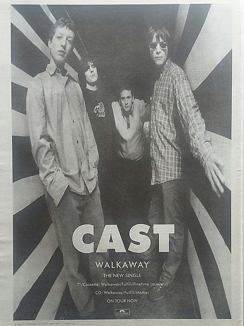 Cast - Walkaway
