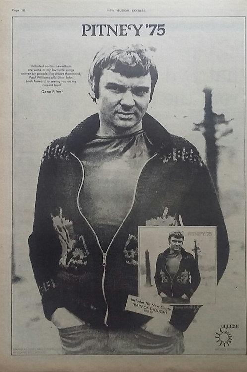Gene Pitney - Pitney '75