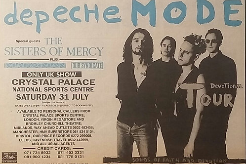 Depeche Mode - Crystal Palace