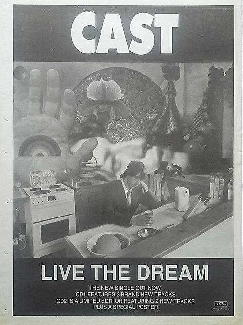 Cast – Live The Dream