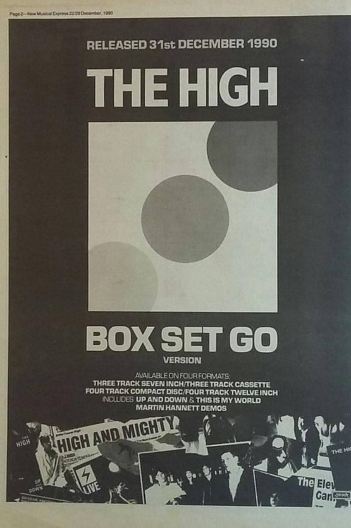 The High - Box Set Go