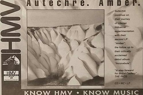 Autechre - Amber