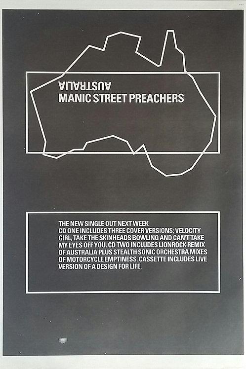 Manic Street Preachers - Australia