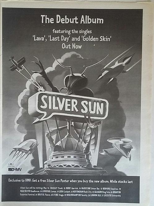 Silver Sun – Silver Sun
