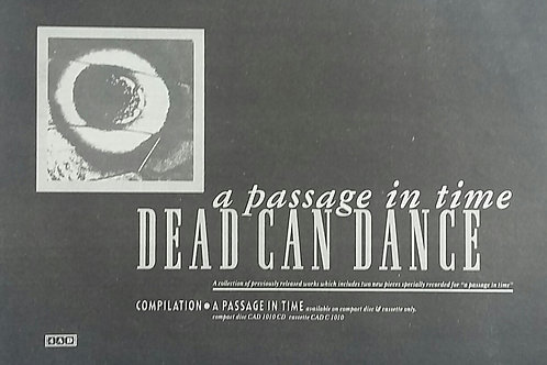 Dead Can Dance - A Passage In Time