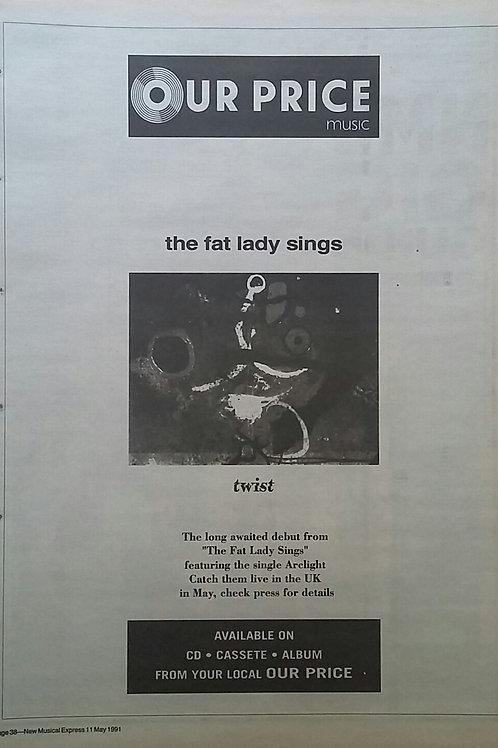 The Fat Lady Sings - Twist