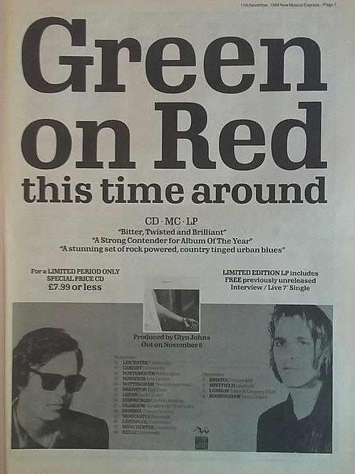 Green On Red - This Time Around