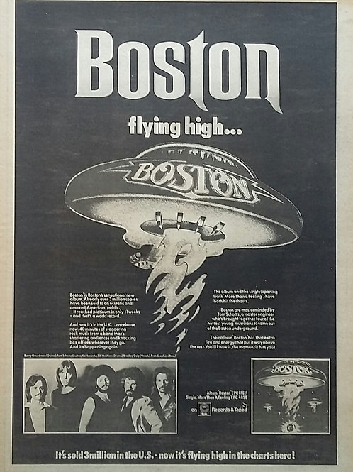 Boston – Boston