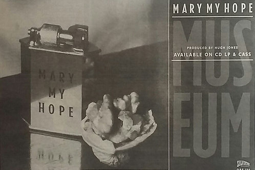 Mary My Hope ‎– Museum