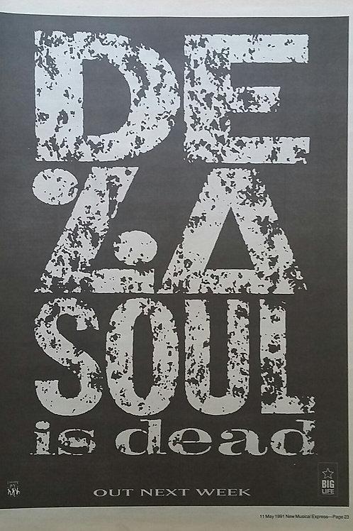 De La Soul – De La Soul Is Dead
