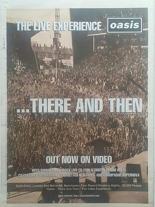 Oasis - The Live Experience