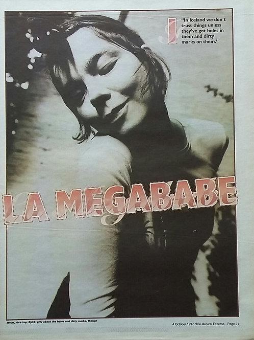 Björk - La Megababe