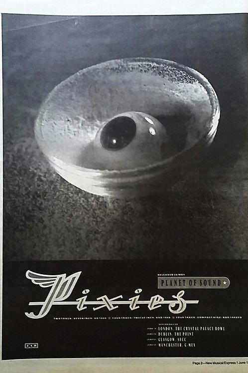 Pixies – Planet Of Sound