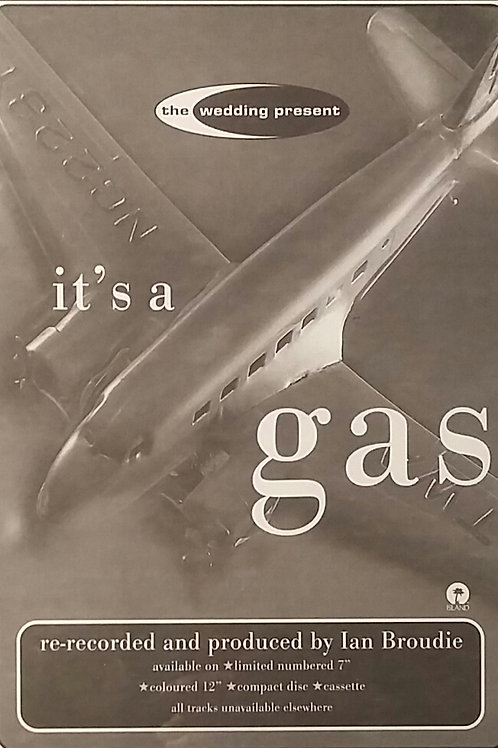 The Wedding Present - It's A Gas
