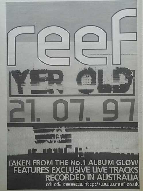 Reef ‎– Yer Old