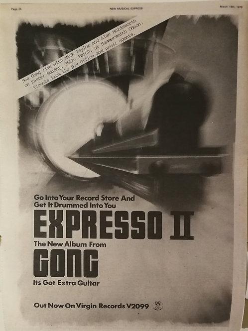 Gong - Espresso II