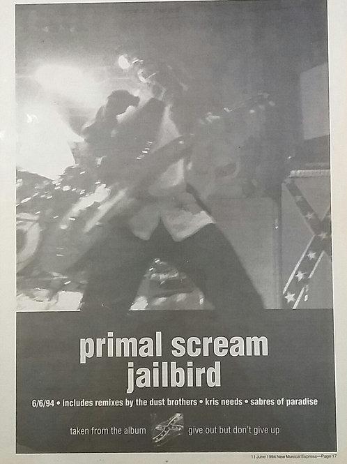 Primal Scream - Jailbird