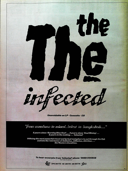 The The – Infected