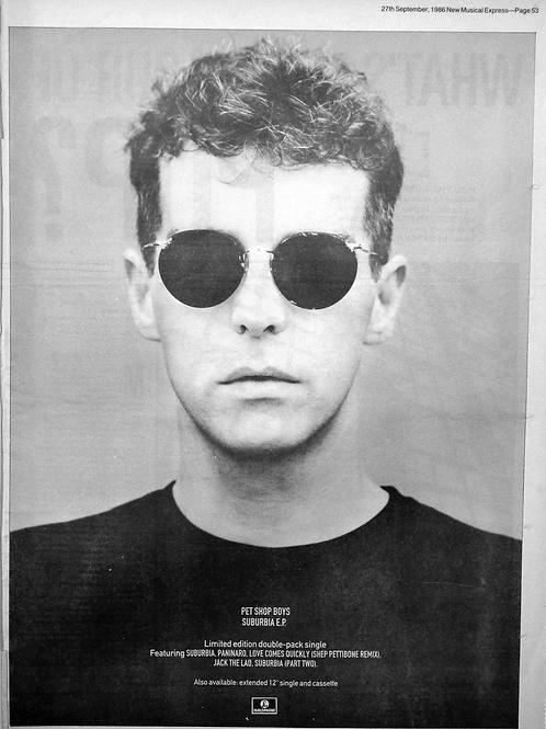 Pet Shop Boys – Suburbia