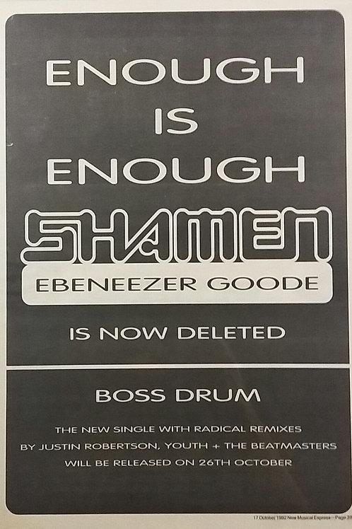 The Shamen – Ebeneezer Goode