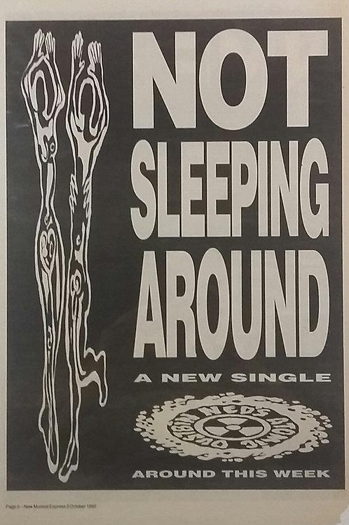 Ned's Atomic Dustbin – Not Sleeping Around