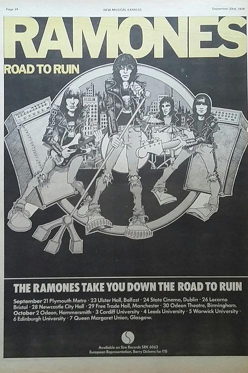 Ramones - Road To Run