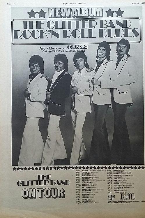 The Glitter Band – Rock 'N' Roll Dudes
