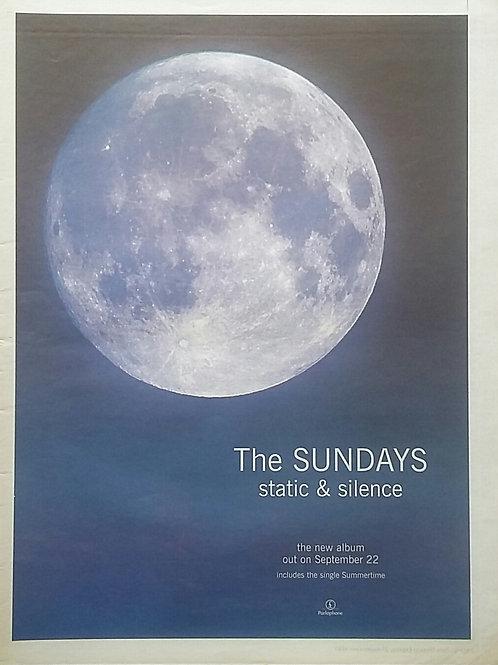 The Sundays - Static & Silence