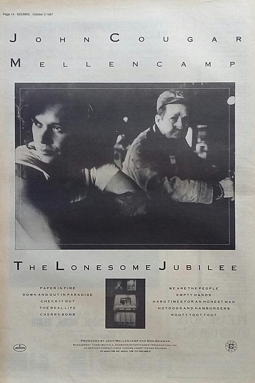 John Cougar Mellencamp - The Lonesome Jubilee