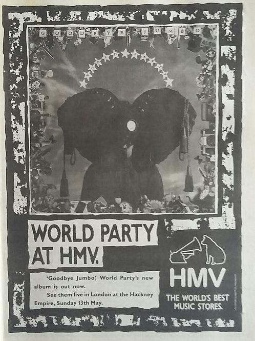 World Party - Goodbye Jumbo