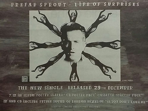 Prefab Sprout ‎–  A Life Of Surprises