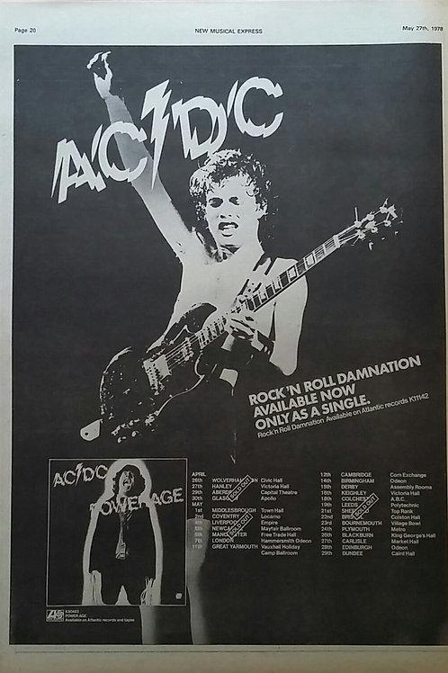 AC/DC - Rock 'N Roll Damnation