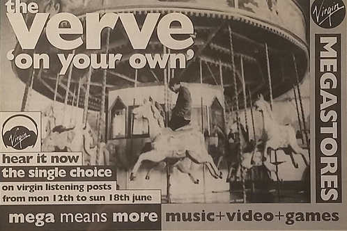 The Verve - On Your Own