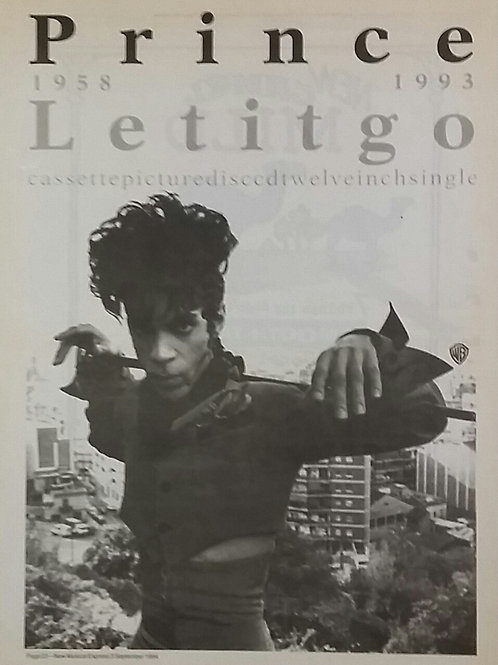 Prince - Let It Go