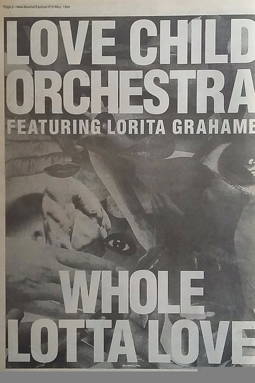 Love Child Orchestra - Whole Lotta Love