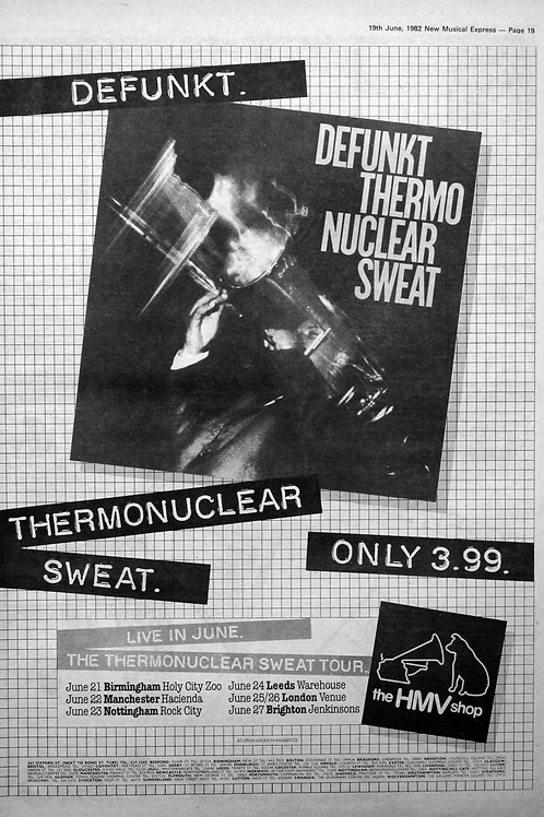 Defunkt – Thermonuclear Sweat