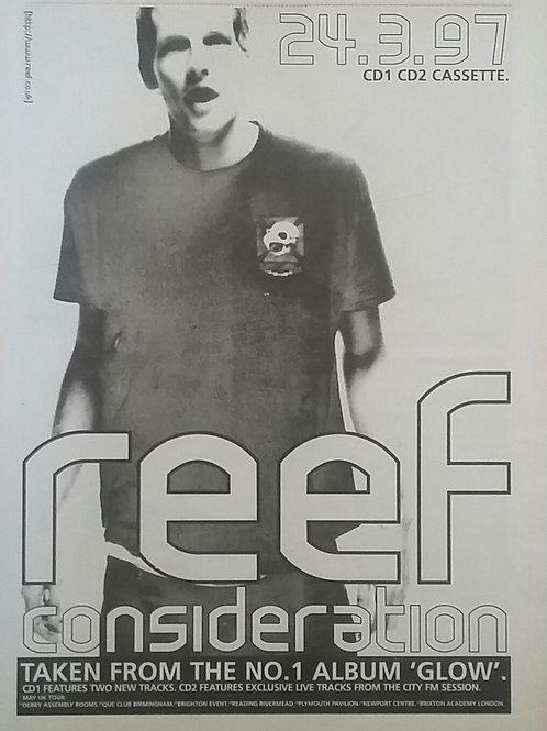 Reef – Consideration
