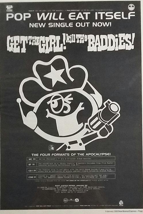 Pwei - Get The Girl ! Kill The Baddies !